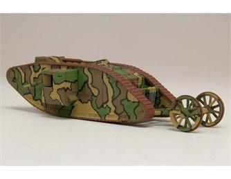 A01315  WWI Male Tank