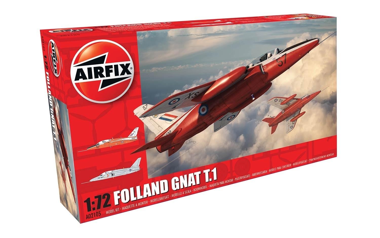 A02105  Folland Gnat T.1