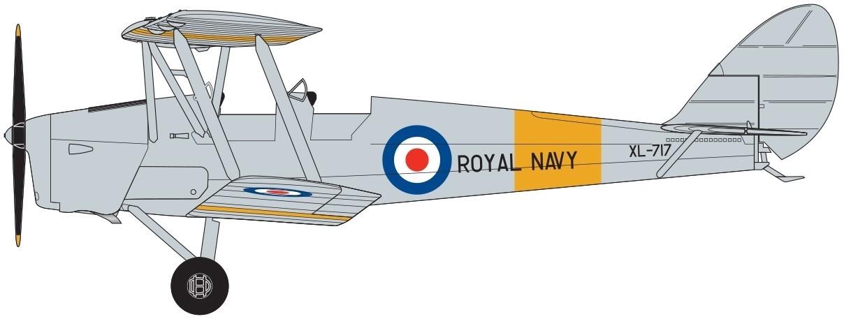 A02106  De Havilland DH.82a Tiger Moth