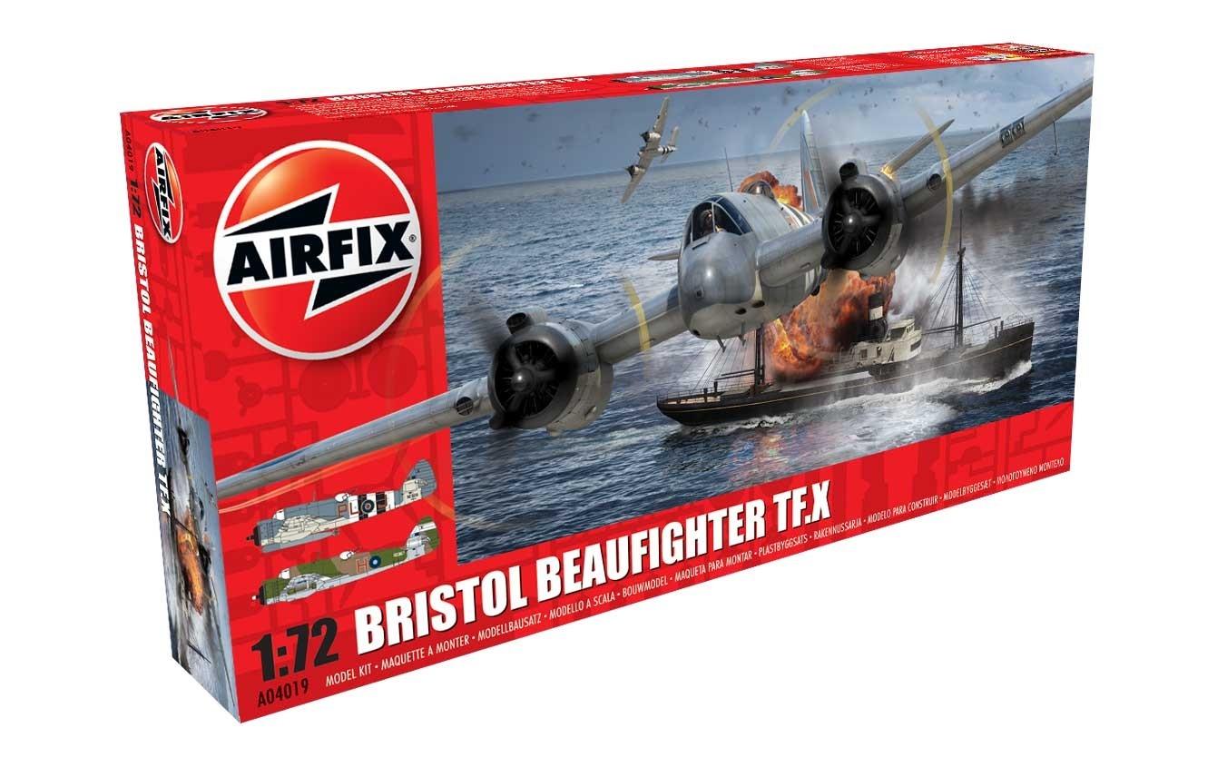A04019  Bristol Beaufighter Mk X