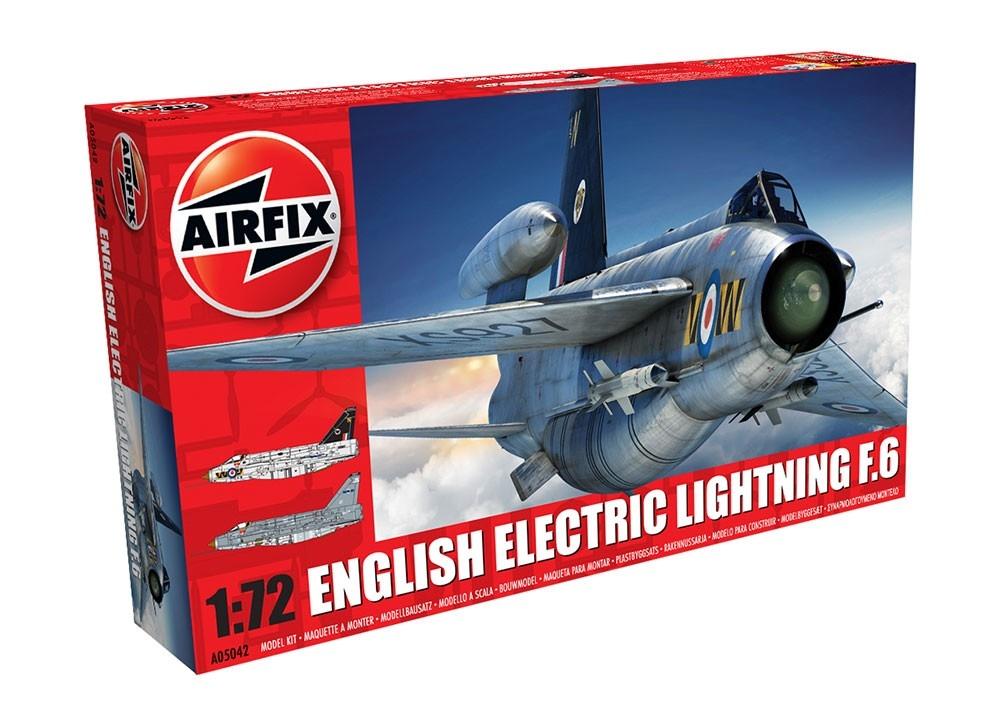A05042  English Electric Lightning F6