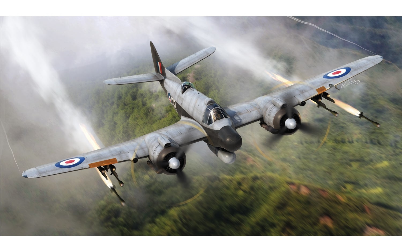 A05043  Bristol Beaufighter Mk.X (Late)