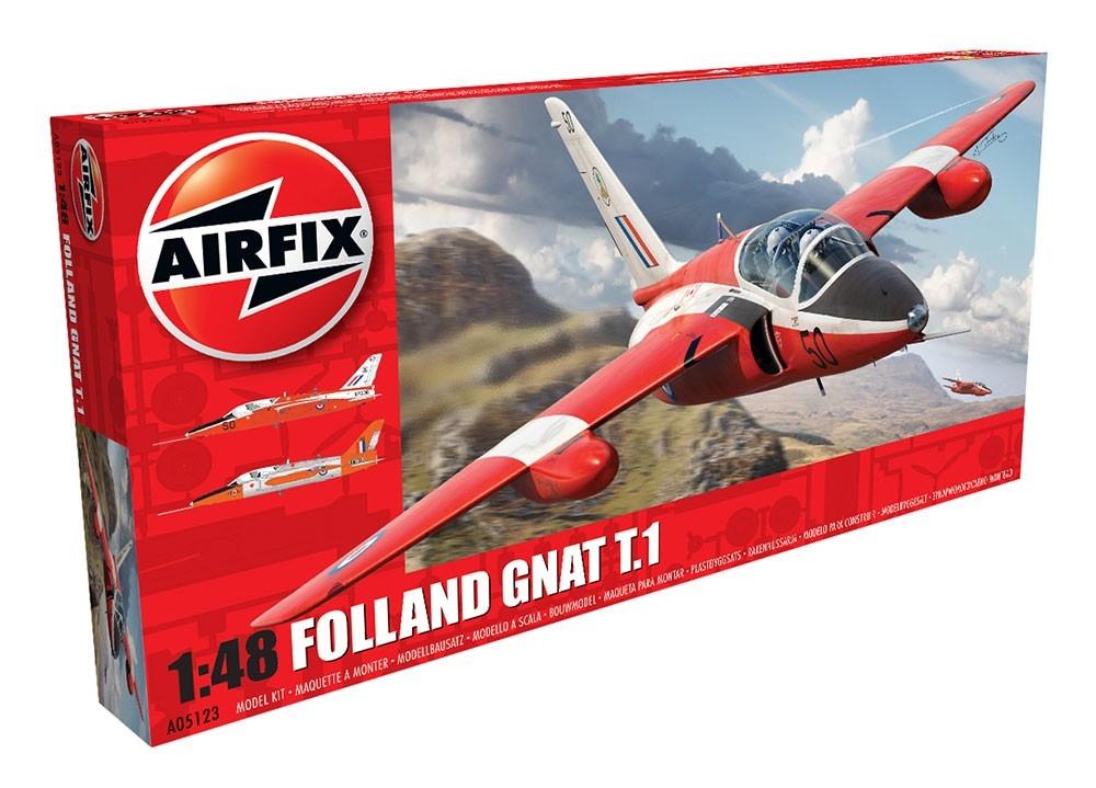 A05123  Folland Gnat