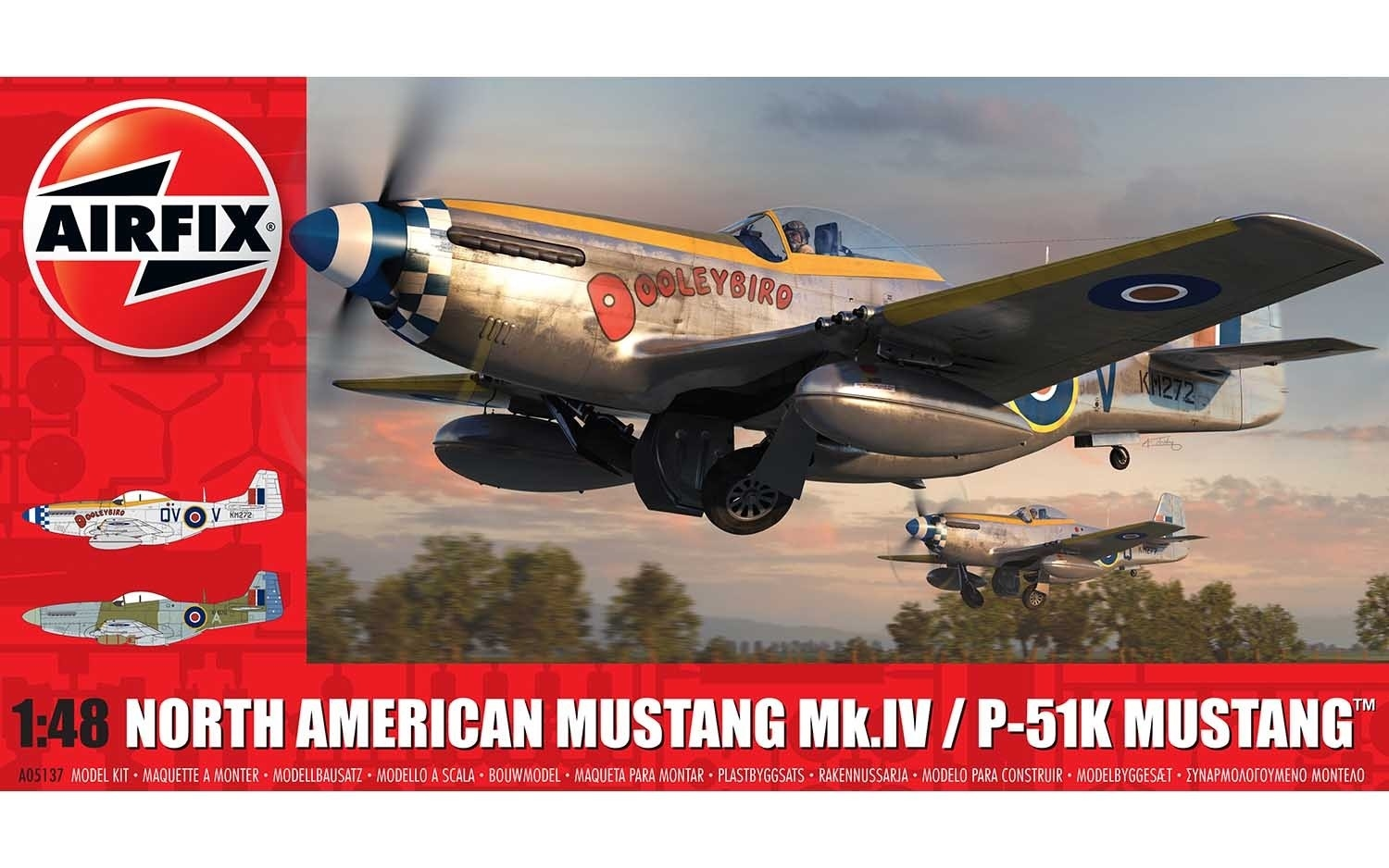 A05137  North American Mustang Mk.IV™