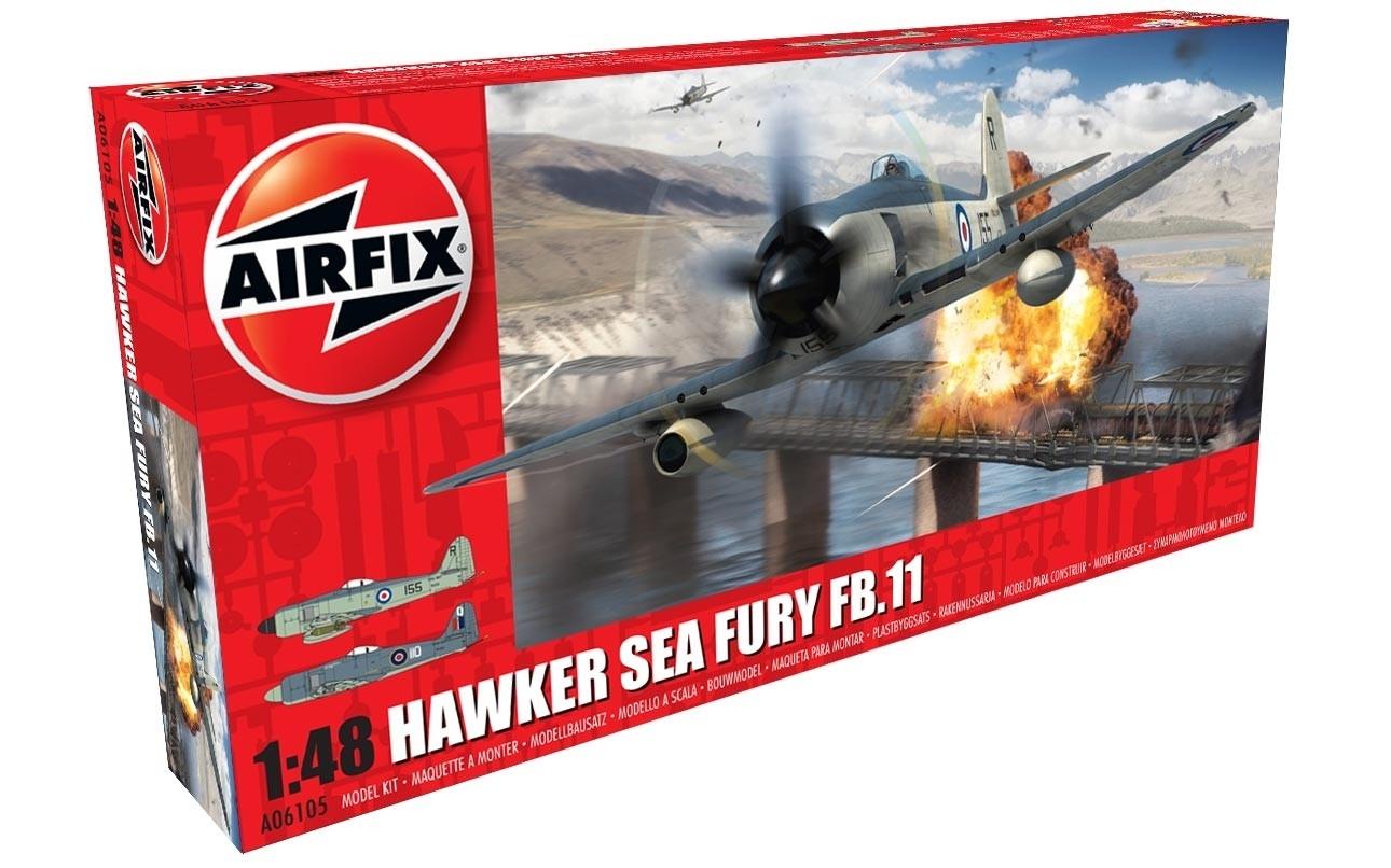 A06105  Hawker Sea Fury FB.II