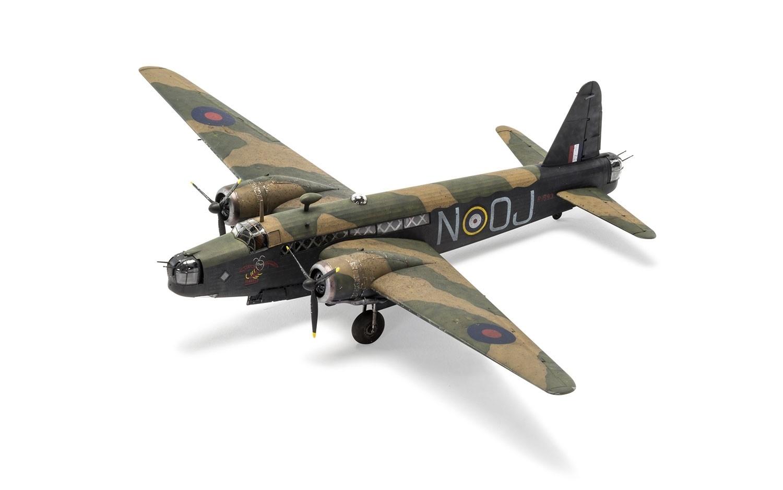 A08019  Vickers Wellington Mk.IA/C