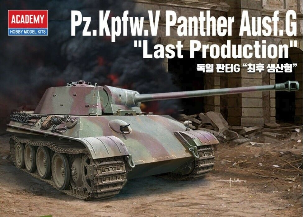 AC13523  1/35 PZKPFW V German Panther