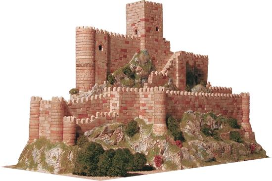AE1006  Almansa castle