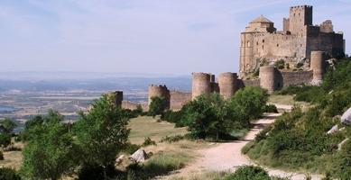 AE1007  Loarre castle
