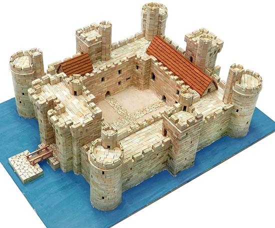 AE1014  Bodiam Castle