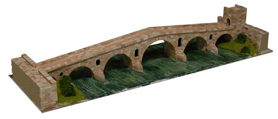 AE1203  La Reina bridge