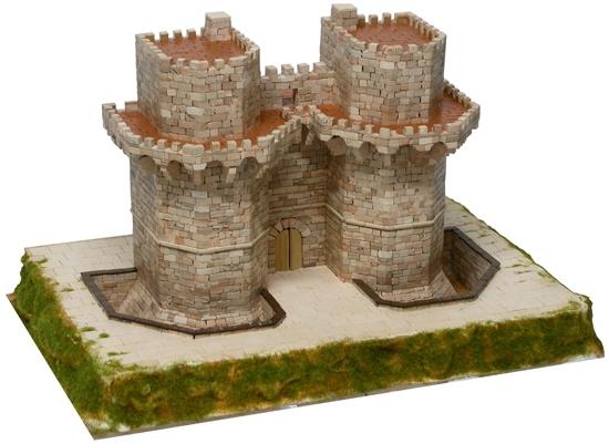 AE1251  Serranos's towers