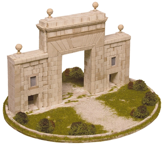 AE1262  Carmen's gate