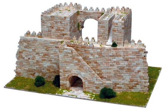 AE1266  Alcazar's gate