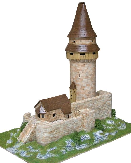AE1269  Stramberk tower
