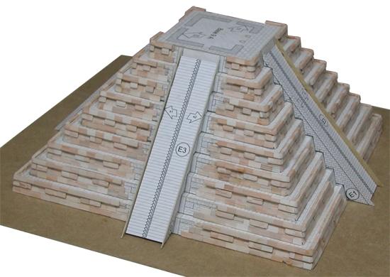 AE1270  Kukulcán Temple