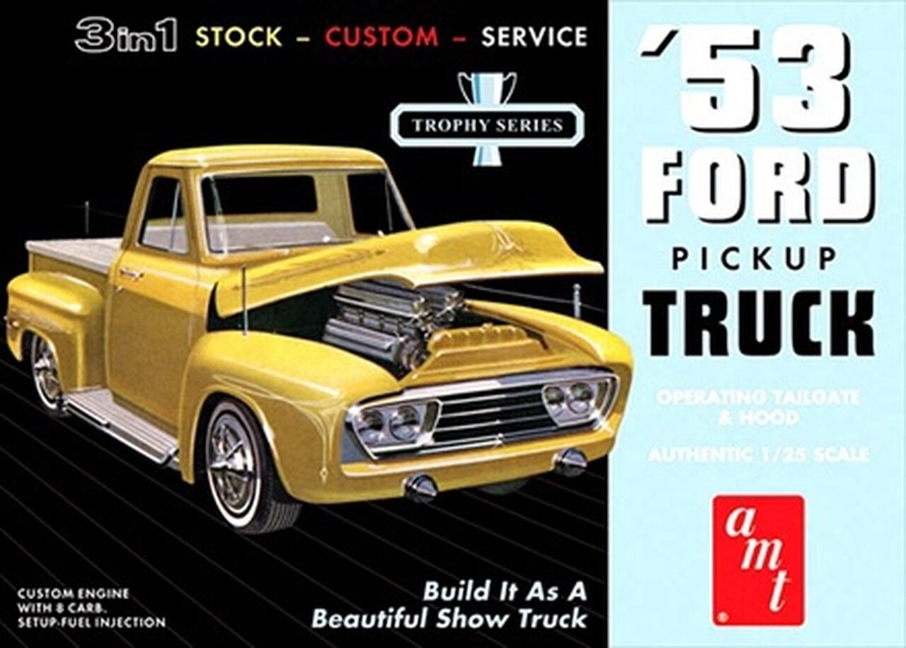 AMT0882   Ford Pick-Up 1953