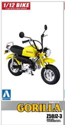 AO58718  Honda Gorilla Custom Takegawa versie 2