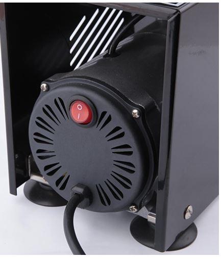 AS18BK Airbrush Set Compressor+ Airbrush BD-130 + Accesoires