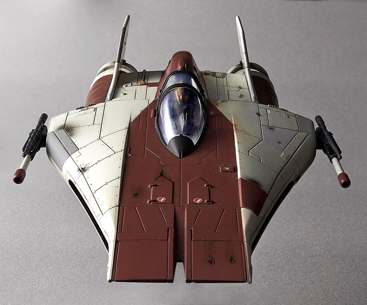 RE1210  A-Wing Starfighter
