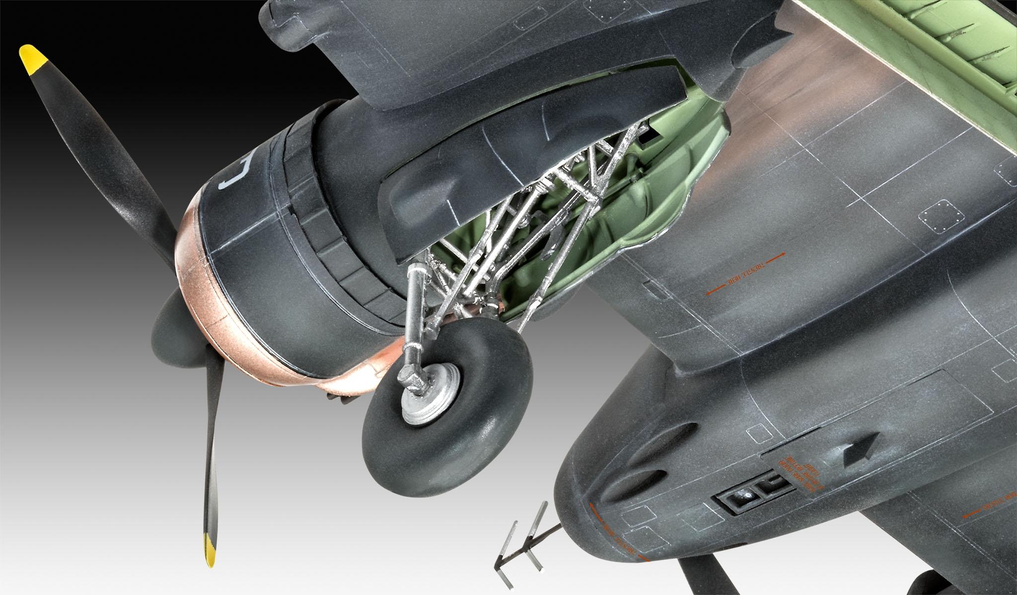RE3854  Beaufighter IF Nightfighter