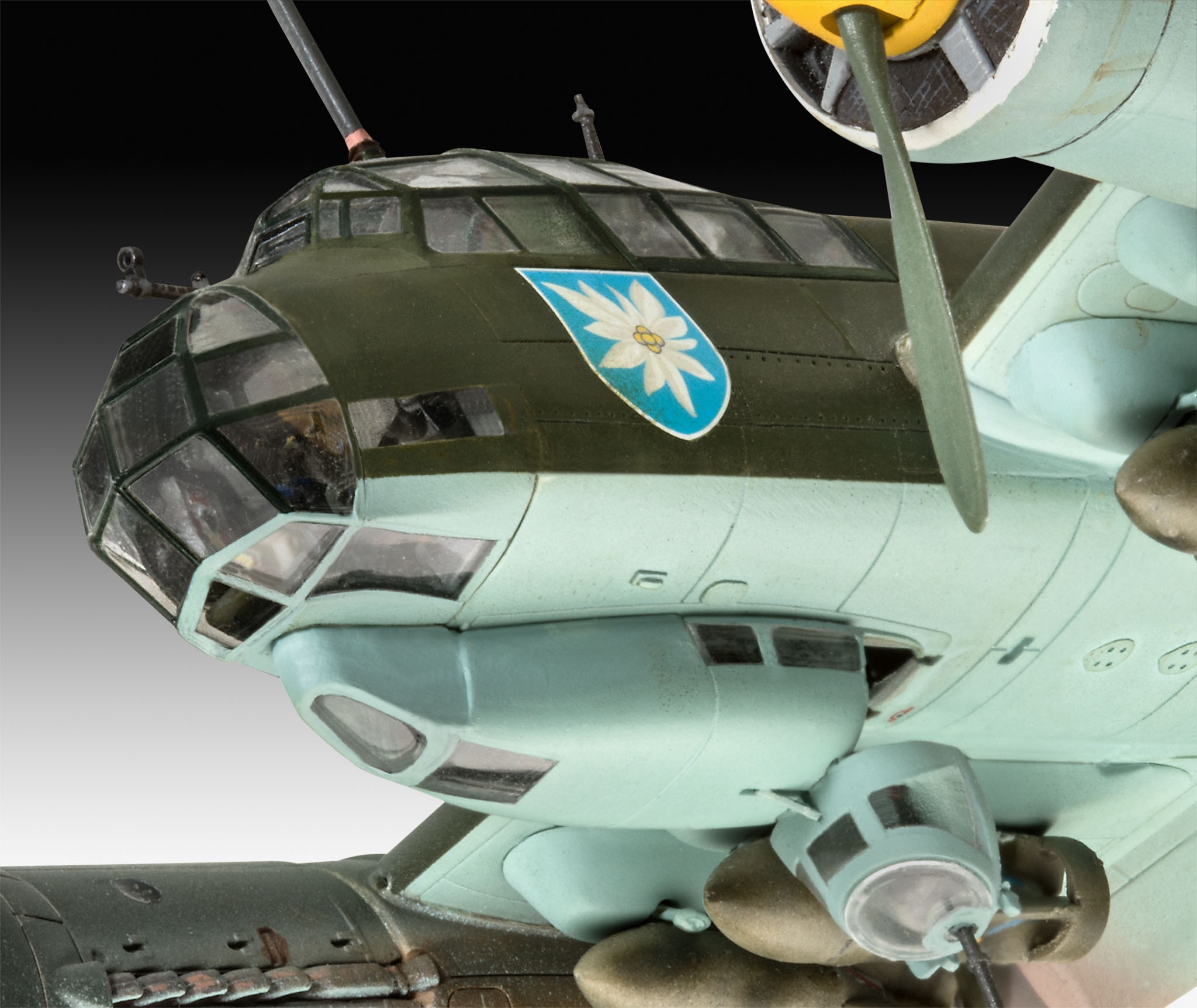 RE4972 Junkers Ju 88 A-1 Battle of Britain
