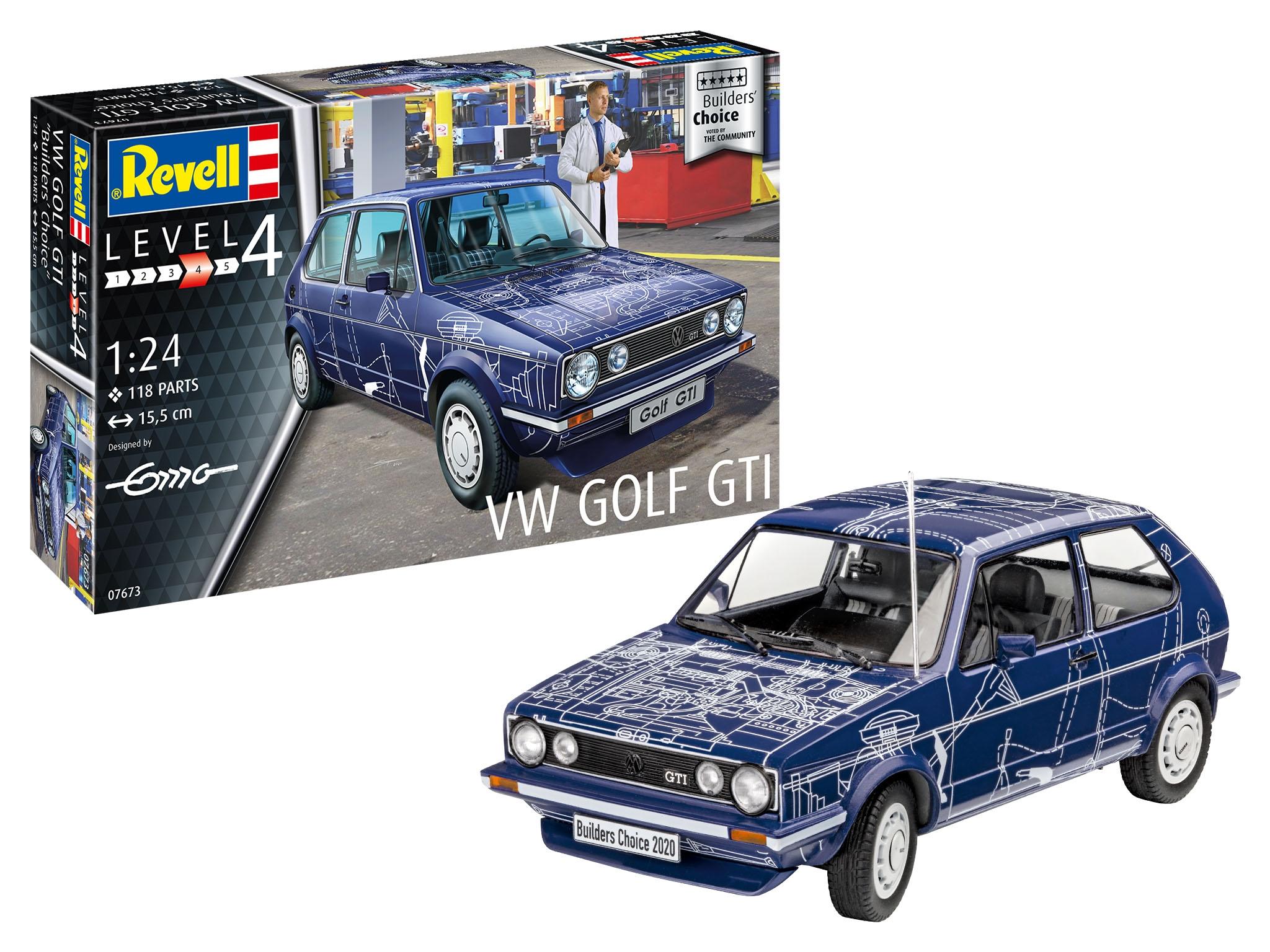"""RE7673  VW Golf GTI """"Builders Choice"""""""