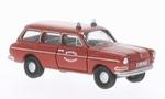 09701  VW Typ 3 1600 Variant, Feuerwehr Einsatzleitung
