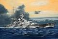 RE5136  Battleship Scharnhorst