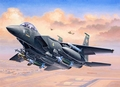 RE3972  F-15E Strike Eagle & Bombs