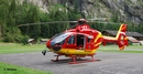 RE4986  Airbus Helicopters EC135 AIR-GLACIERS