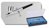 BD130K  Airbrush pistool met 0,2 - 0,3 en 0,5mm needl/nozzle