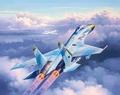 RE3948  Suchoi Su-27 Flanker