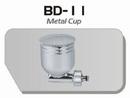 BD11  Metalen Verfcup
