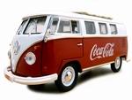 397471  VW T1 Coca Cola Bus 1962