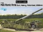 DR07484  M65 Atomic Annie 280mm Haevy Gun