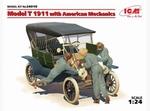 ICM24010  Model T 1911 with American Mechanics