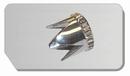 BD34 Universeel Crown Cap voor 0.2/0.3/05 mm Airbrush