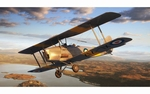 A02106  De Havilland DH.82a Tiger Moth