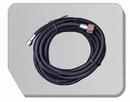 BD21-300  Airbrushslang zwart 300 cm 1/4bi - 1/8bi