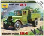 ZV6124  Soviet truck ZiS-5
