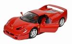 3362  Ferrari F50 Hard Top  1995 (rood)