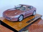 3746  Ferrari 456 GT 1:18 Rose