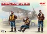 ICM32105  |British Pilots (1939-1945) (3 figures)