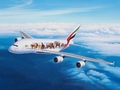 RE3882  Airbus A380-800 Emirates
