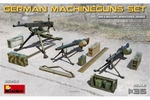 MA35250   German Machineguns set (MG-34, MG-42, ZB-53 & equi