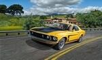 RE7025  1969 Boss 302 Mustang