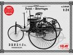 ICM24040  Benz Patent-Motorwagen 1886