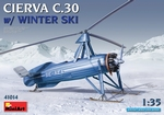 MA41014  Cierva C.30 With Winter Ski