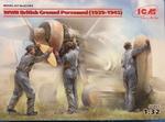 ICM32107  WWII British Ground Personnel '39-'45